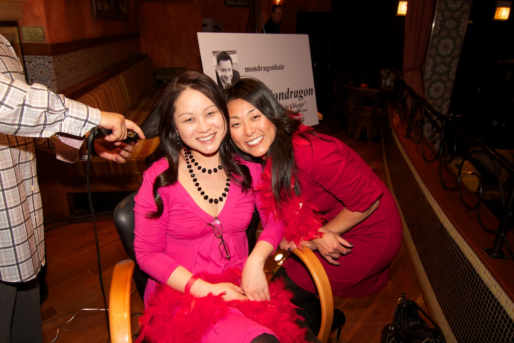 Sassy Moms Night Out Go Red for Women Event Photos
