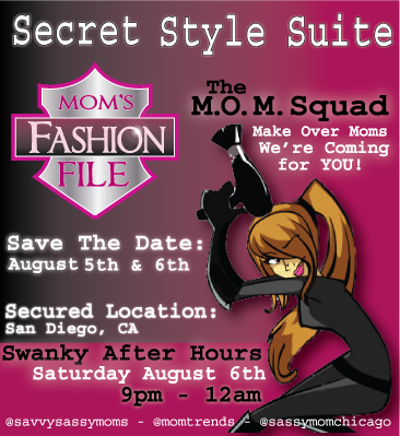 Secret Style Suite & Swanky After Hours 2011