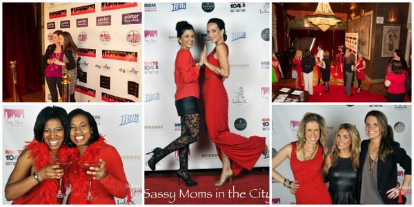 Girls Night Out Event Benefitting Go Red for Women