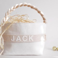 Monogram Easter Basket Etsy