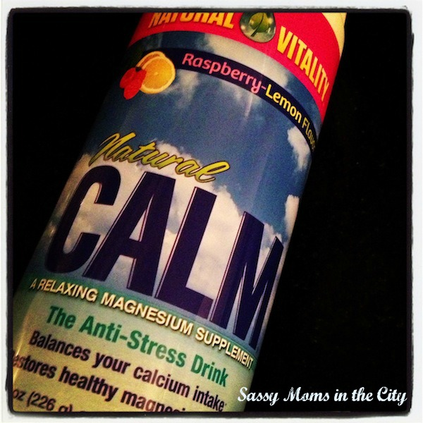 Natural Calm – Reduce Stress & Get Your Sleep On