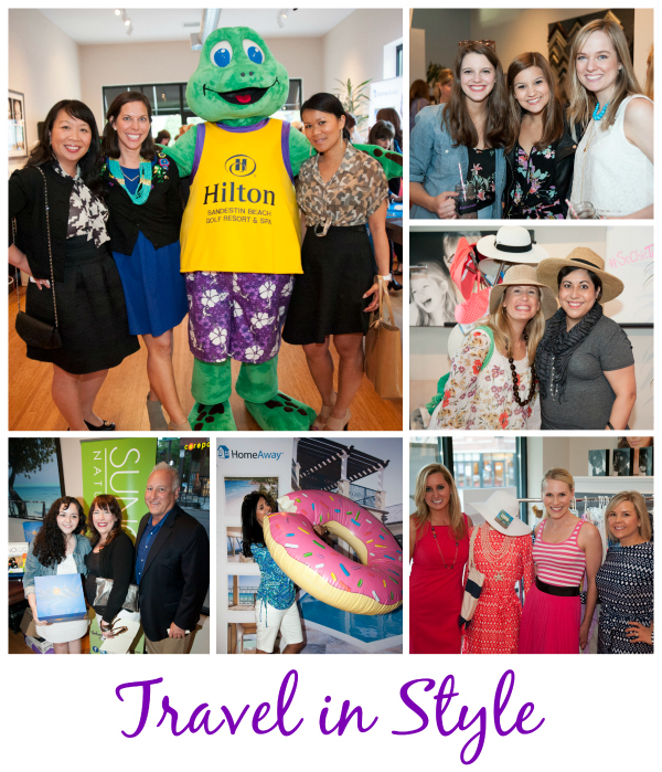 travel in style media event recap
