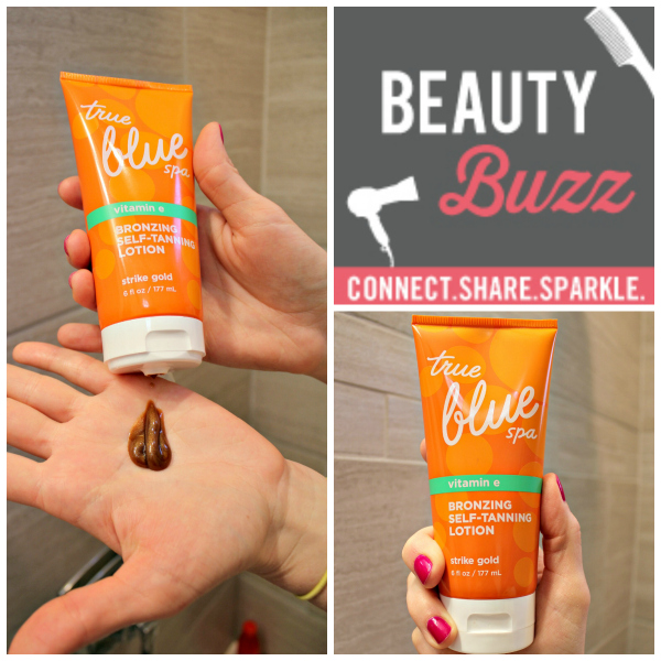True Blue Spa Self Tanning Lotion Review