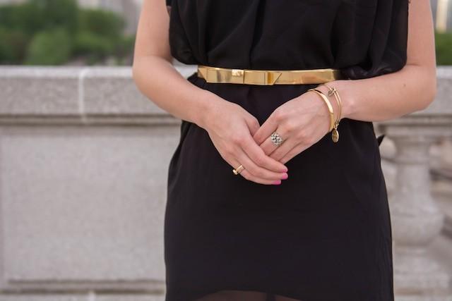 Erin Gallagher vintage ring