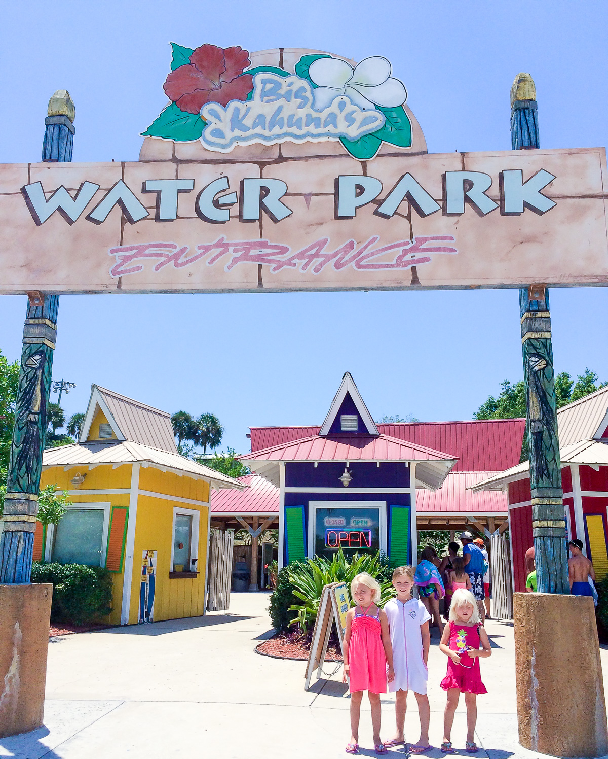 Just Back: Big Kahunas Water Park Review