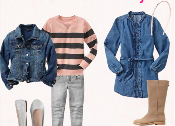 gap back to school style