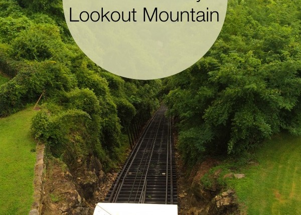 family travel to lookout mountain