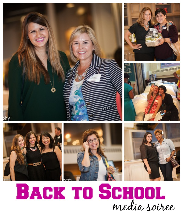 back to school media soiree recap