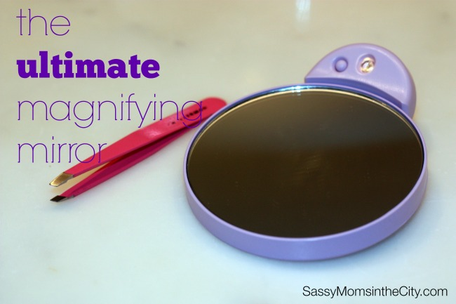 the ultimate magnifying mirror #beautybuzz