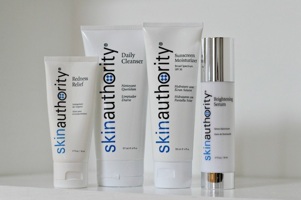 skin authority cleansing product
