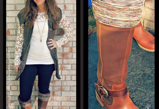 how to wear kuhfs boot accessory