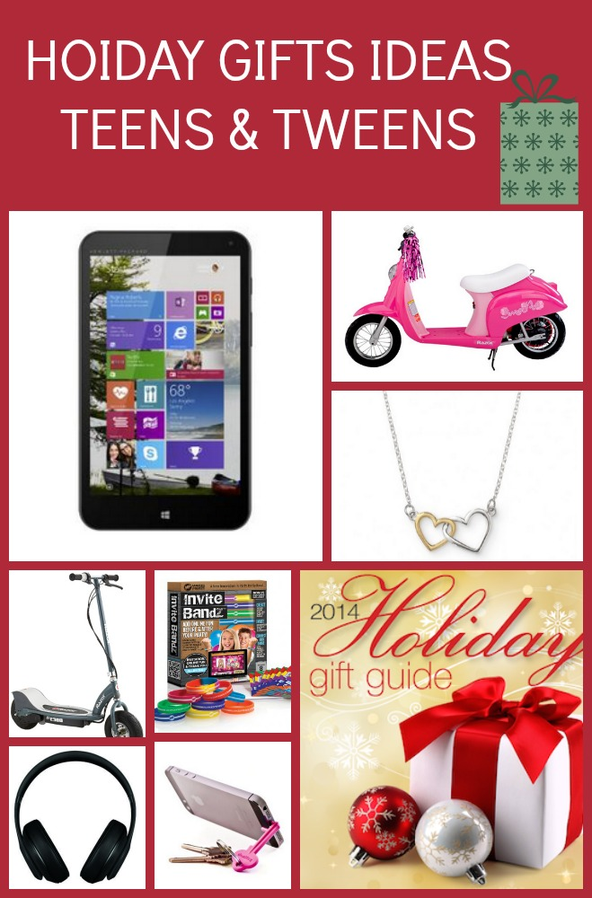 2014 holiday gift guide for teens and tweens