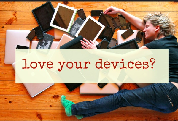 love your devices protect your bubble