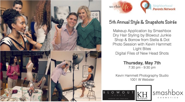 5th annual style & snapshots soiree