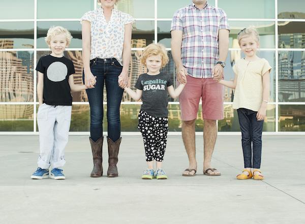Chic Mom: Sarah Davis Co-Founder Citizen Smalls