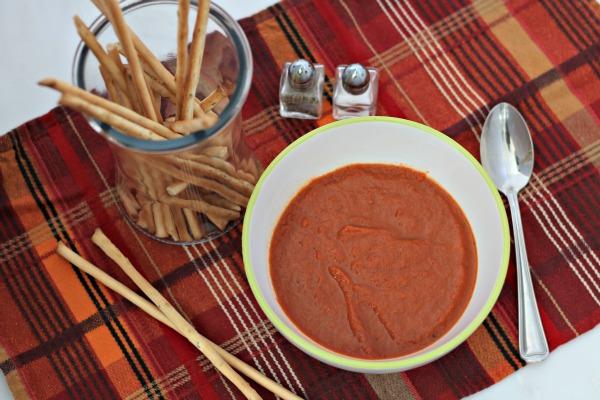 Easy Tomato Soup | Gluten-Free | Dairy Free