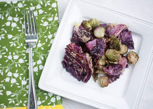 21 Day Sugar Detox Recipe Crumbed Topped Brussels Sprouts