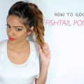 Fishtail Ponytail Tutorial