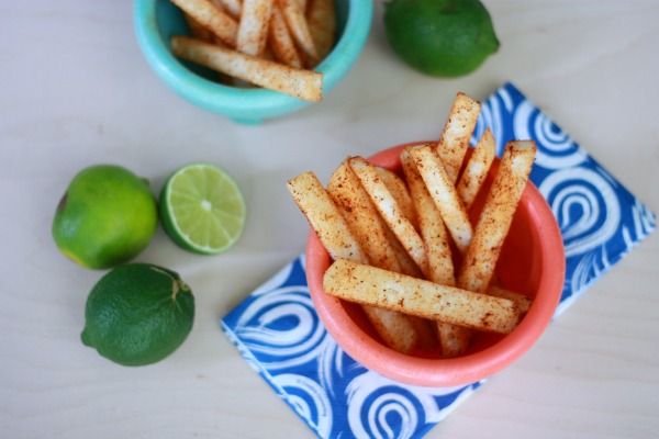 Jicama Fries Recipe 21 Day