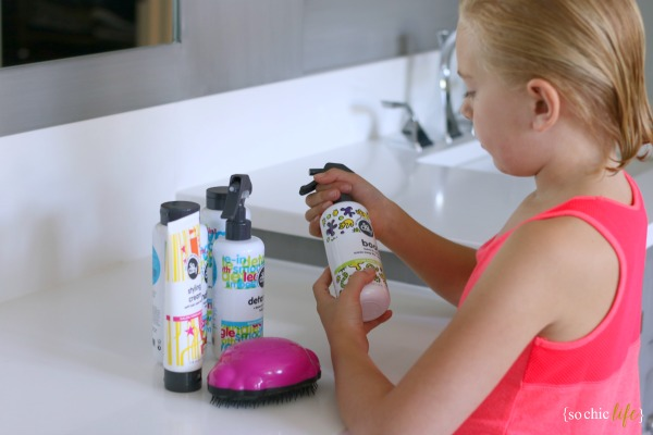 Chemical Free Hair Products for Kids SoCozy Hair Care