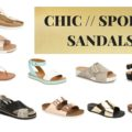 Sporty Sandals for Summer