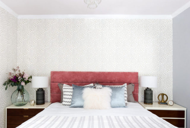 Looking for Wallpaper Inspiration? So many beautiful choices but I'm loving Relativity Textiles Wallpaper!