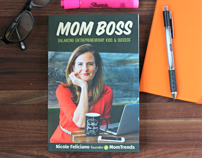 Chic Biz Tip: Mom Boss Book by MomTrends Founder Nicole Feliciano