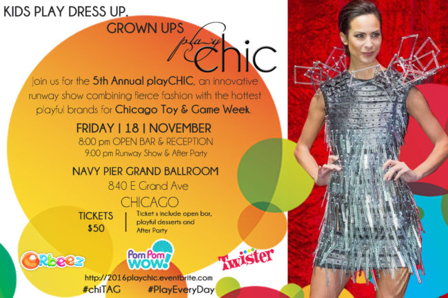 PlayCHIC Fashion Show: Fashion is More Fun After Dark