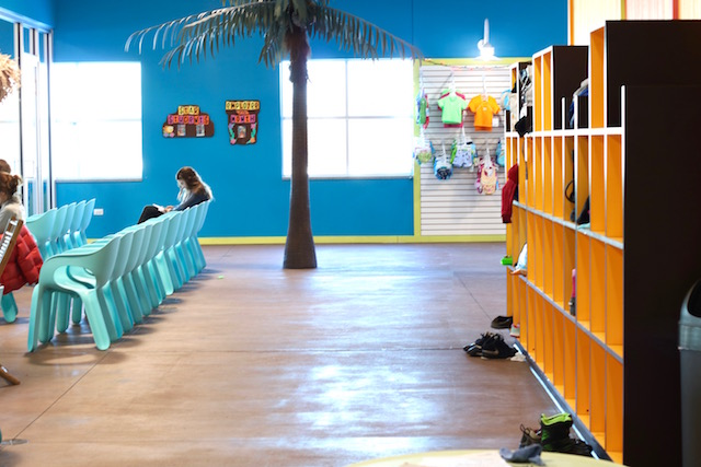 Give the Gift of Swim with Goldfish Swim School