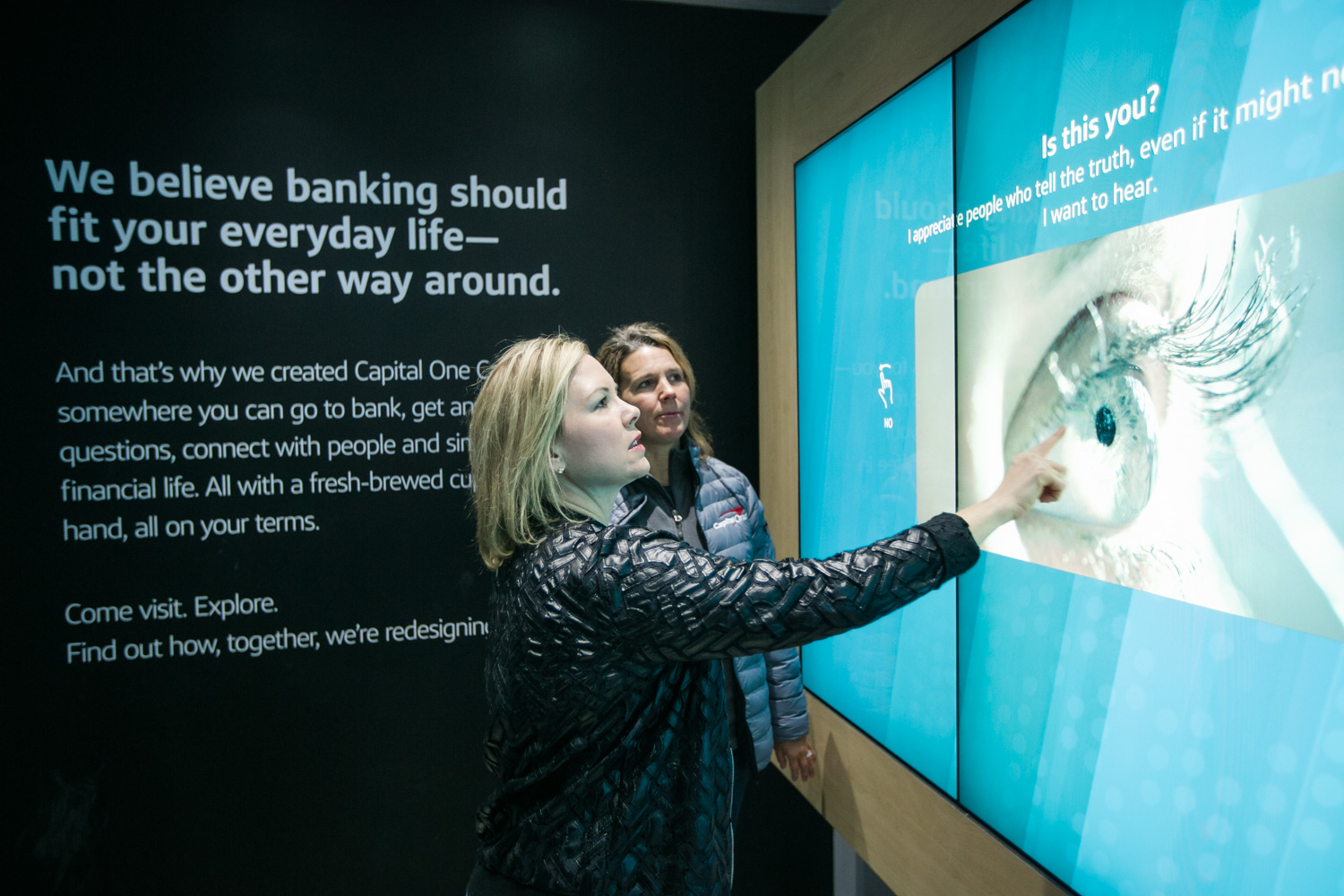 Capital One Banking Reimagined Tour Chicago
