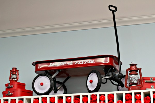 Radio Flyer celebrates 100 years and don't miss annual Radio Flyer Little Red Wagon Day March 29th.