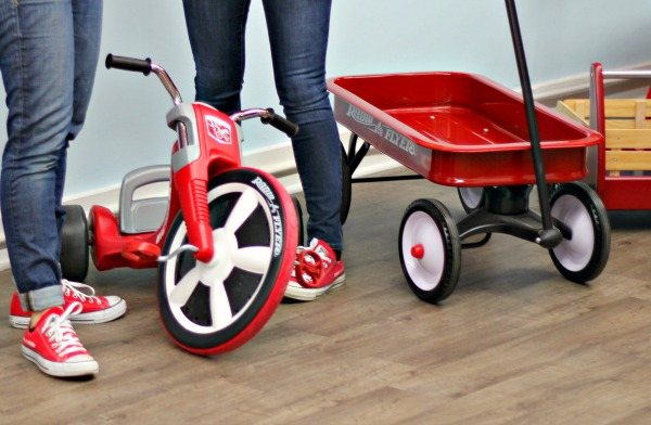 Radio Flyer Celebrates 100 and Little Red Wagon Day