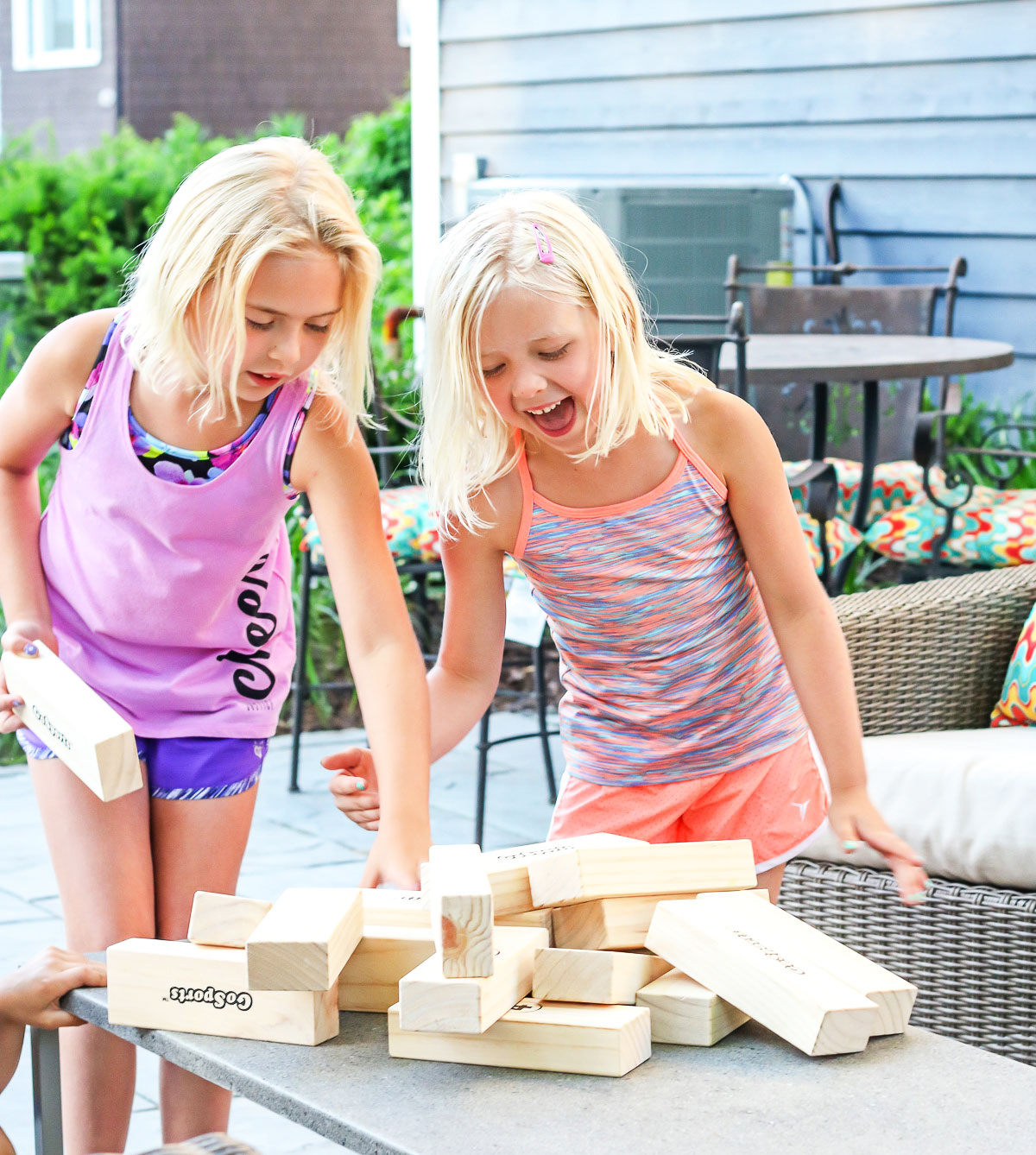 It's officially summer and fun outdoor games are on rotation to keep the kids busy and off devices. Am I the only mom struggling??