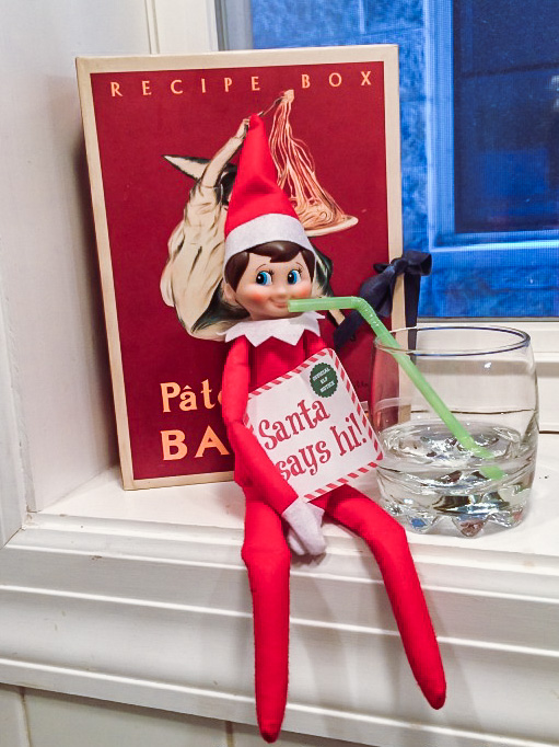 Calling all the Elf on the Shelf moms! Are you like me trying to come up with fun, creative ideas for Elf on the Shelf every night?